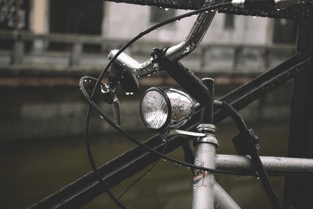 Das Licht am E-Bike sollte stets funktionstüchtig sein