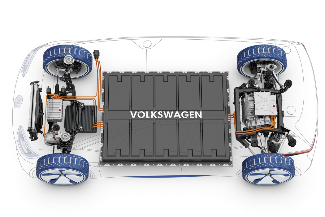 MEB von Volkswagen