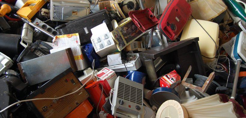 Alte Elektrogeräte zurückgeben