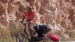 Ein Lasten E-Bike erleichtert vor allem die Fahrt bergan mit Gepäck