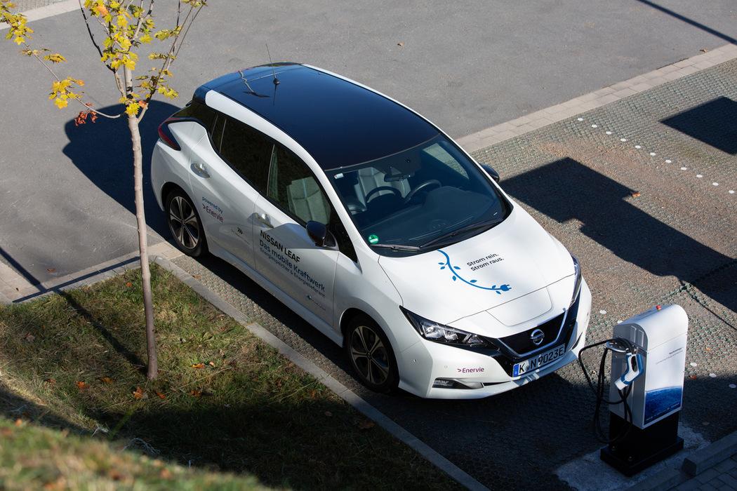 Ergebnis einer gelungenen Kooperation - Der Nissan Leaf
