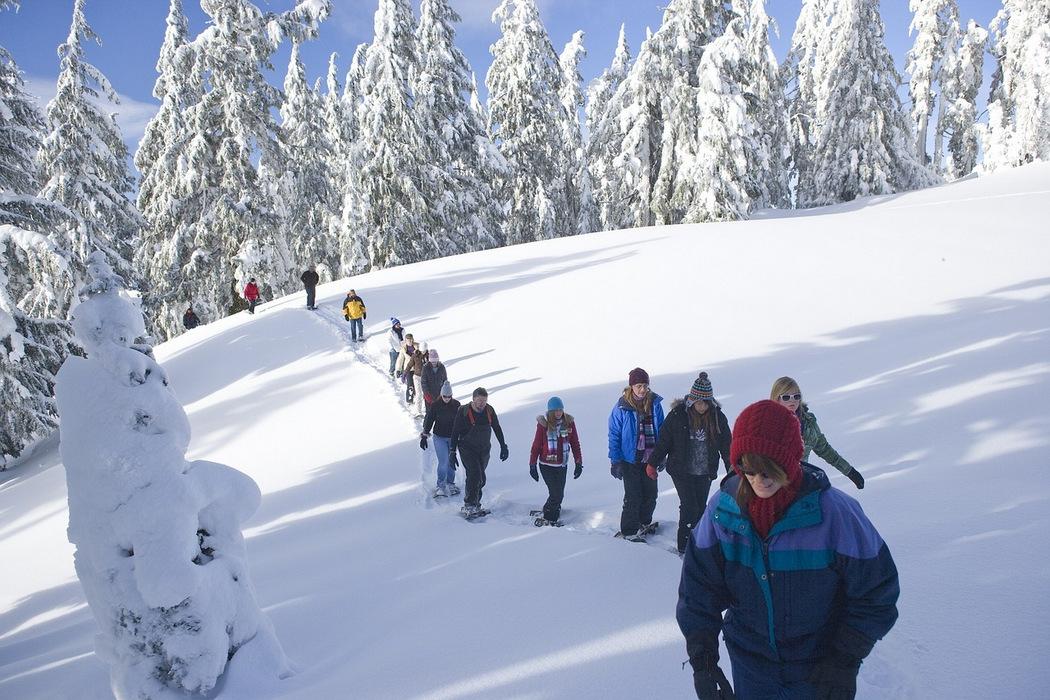 Schneeschuhwandern - Geführte Tour