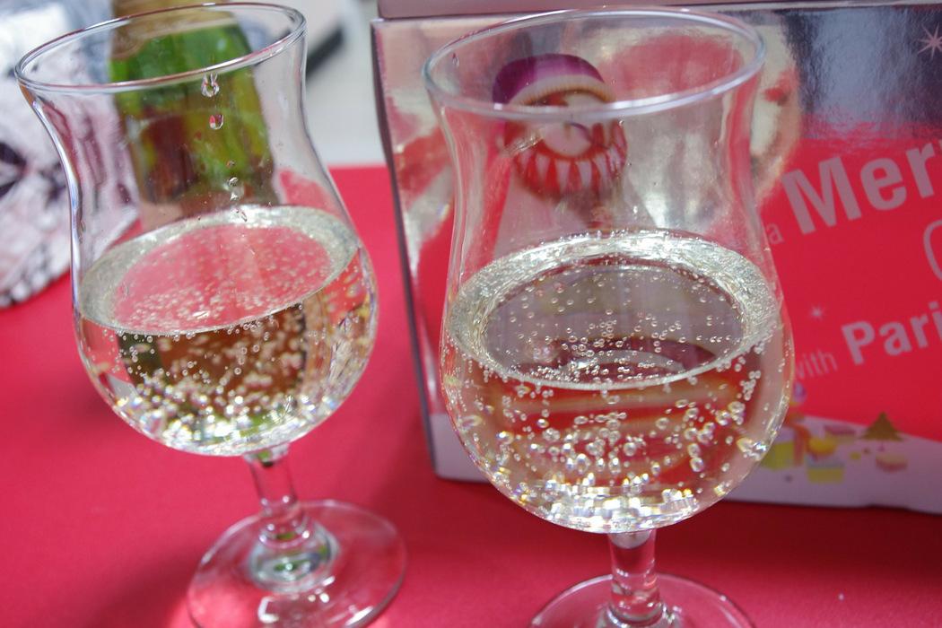 Weihnachtsfeier - Alkohol aber nur in Maßen