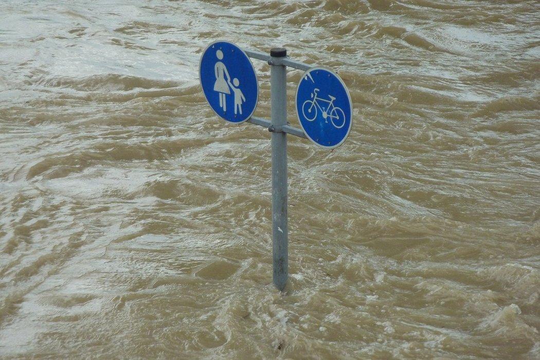 Klimaziele verfehlt - Überschwemmungen