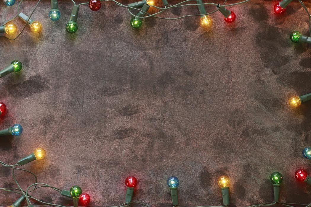 Weihnachtsbaumbeleuchtung - Bunt oder einfarbig und warm?