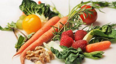 Formen von Vegetarismus - Obst und Gemüse