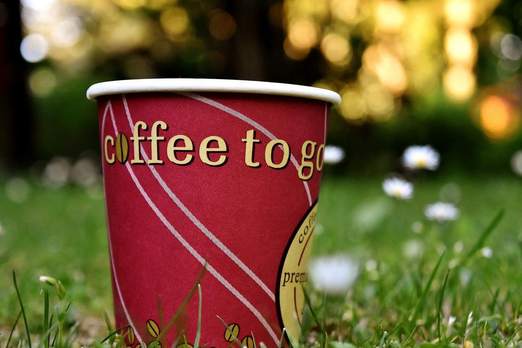 Pfandsystem in Deutschland - Einwegkaffeebecher