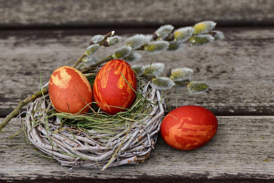 Bio-Eier besser selbst bemalen