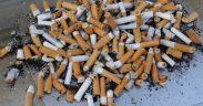 Pfand auf Zigarettenfilter