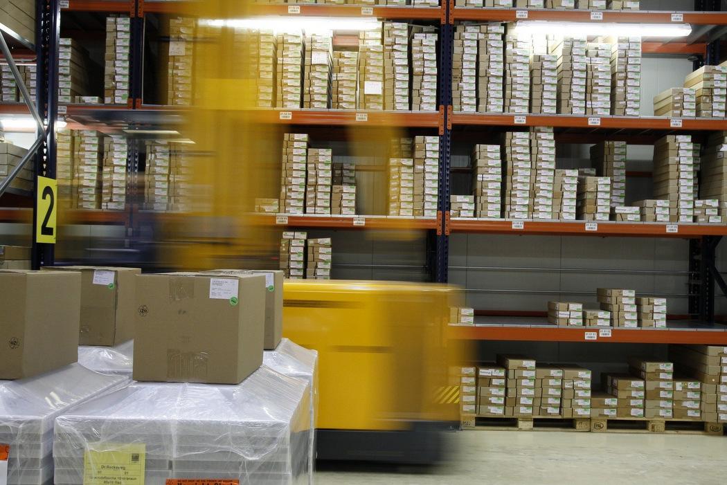 Nachhaltiger Versand - Postlager