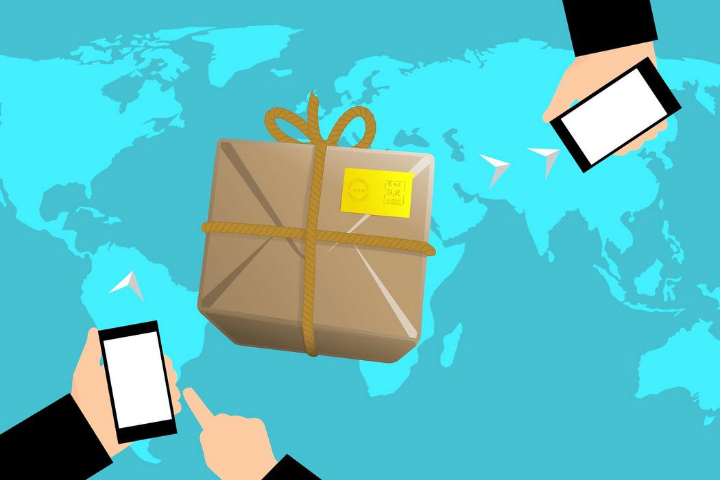 Nachhaltiger Versand - Online-Shopping