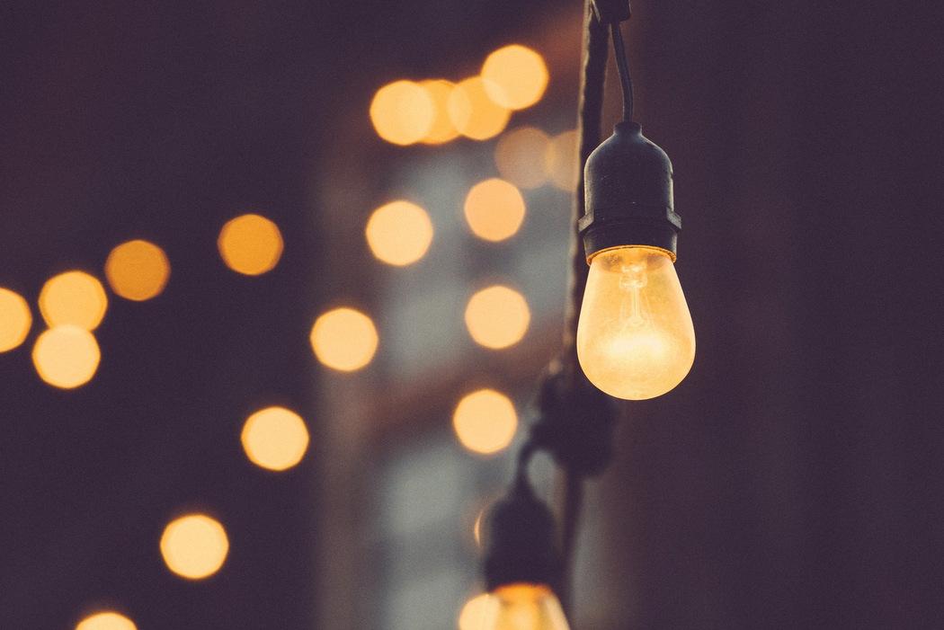 Strom und Heizung - Lampen