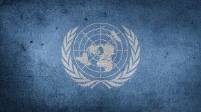 UN-Flagge UN COP 25