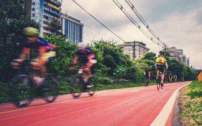 E-Bikes im Straßenverkehr